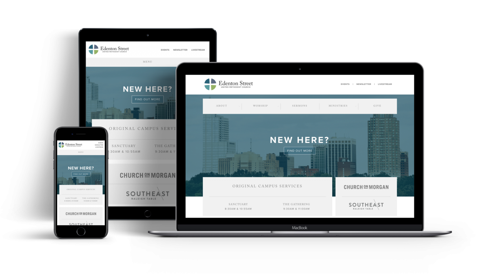 Web for Church - Custom Websites for Churches & Ministries